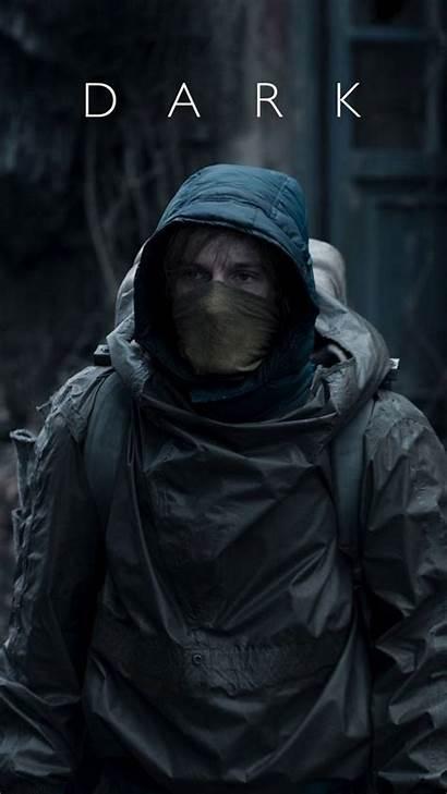 Dark Netflix Wallpapers Hoffman Actor Phone Series