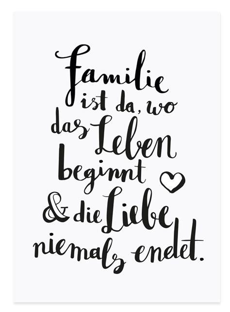 postkarte familie spruch von eulenschnitt  kaufen
