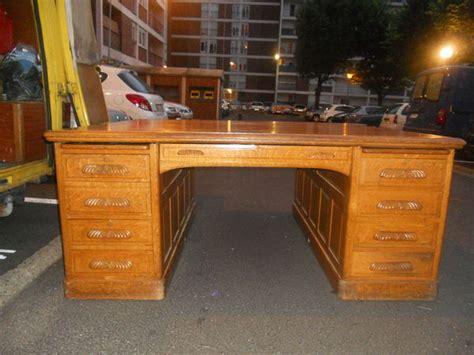 bureau notaire bureau occasion meuble bureau fermé avec tablette