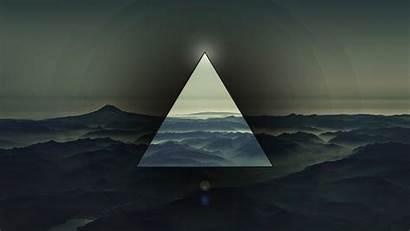 Dark Laptop Background Triangle Wallpapers Desktop Wallpapersafari