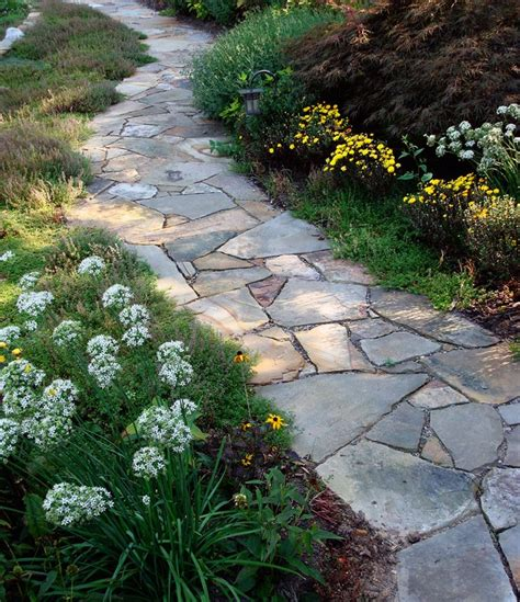 flagstone garden 21 best images about flagstone paths walkways on pinterest flagstone stone walkways and