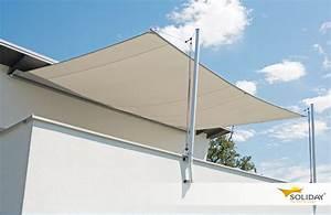 Sonnenschutz Für Den Balkon : sonnensegel f r balkone solona sonnensegel ~ Michelbontemps.com Haus und Dekorationen