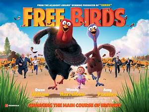 Thanksgiving movie: Free Birds | Auglaize County Public ...