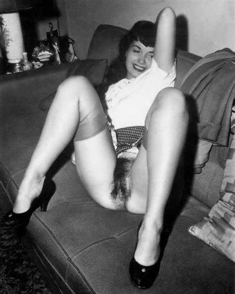 bettie page tits