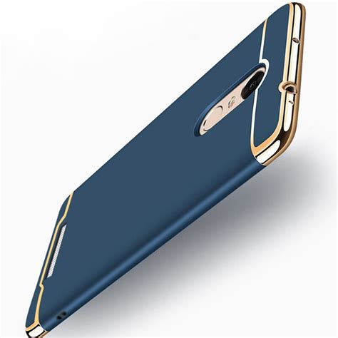 Hardcase Chrome Xiaomi Redmi 3 luxury classic design plating pc for xiaomi