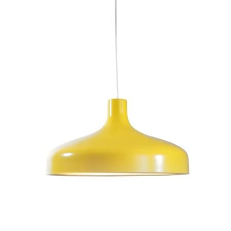Suspension Design Brasilia Jaune  Supension Luminaire Design