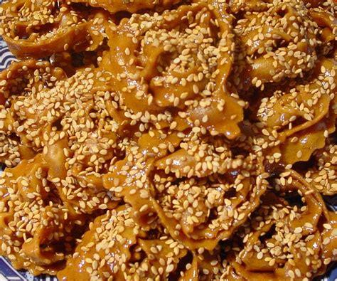 recette de cuisine marocaine choumicha patisserie marocaine chebakia