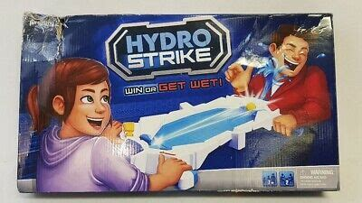 pressman hydro strike win   wet action game ebay