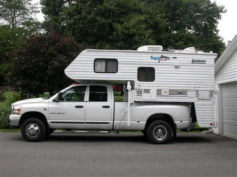Short Bed Truck Campers
