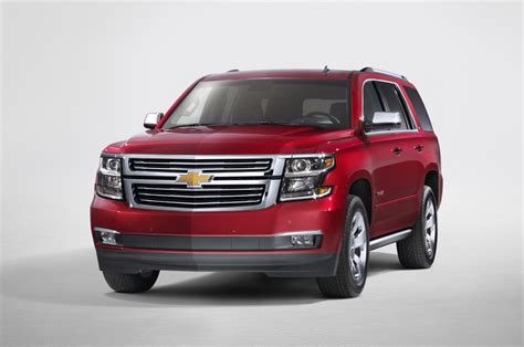 first chevy 2015 chevrolet tahoe front three quarters photo 41