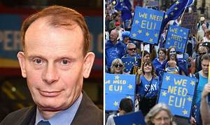 Andrew Marr tells Remain voters to STOP MOANING about ...