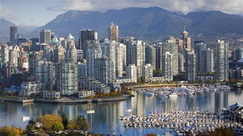 Download Canada Vancouver Wallpaper 1920x1080 Wallpoper