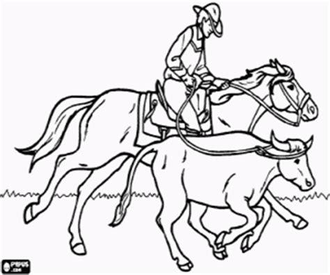 desenhos de cowboy ou vaqueiro  colorir jogos de