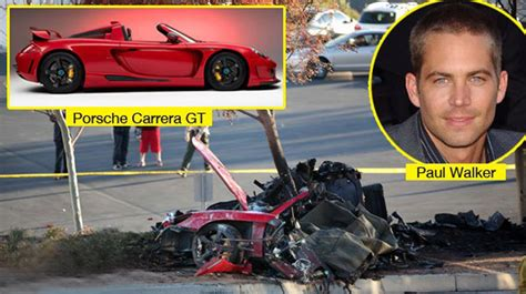 paul walker porsche gt3 paul walker tử nạn không phải do xe kém an toàn