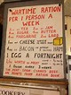 Image result for images 2ww food rationing uk
