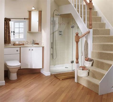 Wooden Floor For Bathroom by 35 Master Bathrooms With Wood Floors Pictures Home