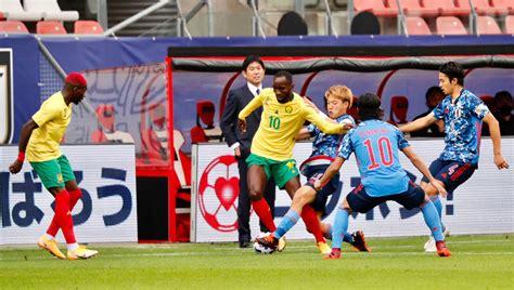 Cameroun - Japon (0-0) : un premier match après COVID-19 ...