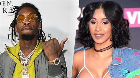 cardi b song talking about offset cardi b and offset are officially engaged