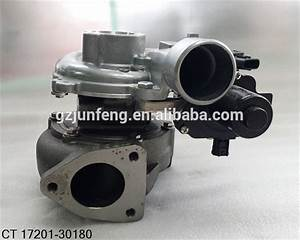 D-4d Engine Turbocharger Ct 17201-30180 For Toyota Hilux