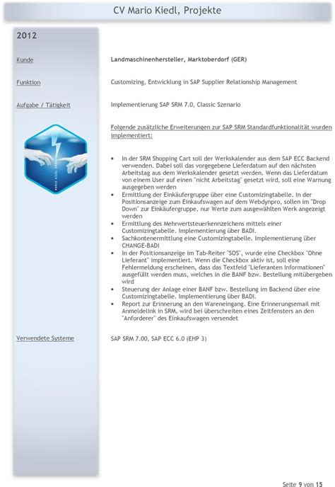 sap sd resume format for freshers 28 images sap sd