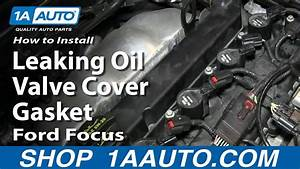 How To Replace Valve Cover Gasket 04-11 Ford Focus