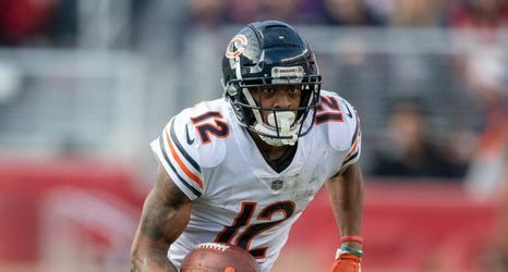 Bears WR Allen Robinson ranked No. 93 on 2020 NFL Top 100