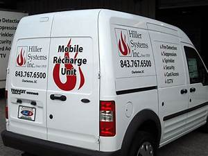vinyl graphics and lettering for vehicles and boats With vinyl van lettering