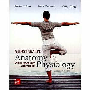 Gunstream U0026 39 S Anatomy  U0026 Physiology With Integrated Study