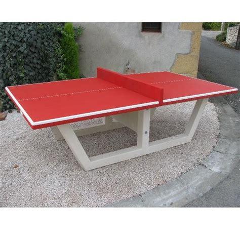 table ping pong en b 233 ton arm 233 ansemble