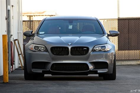 Modification Bmw F10 by Space Gray Bmw F10 M5 Gets Modified At European Auto Source