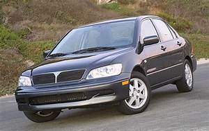 Used 2002 Mitsubishi Lancer Sedan Pricing  U0026 Features