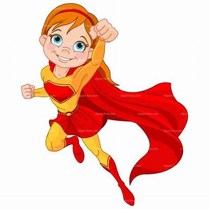 Super Clipart Clip Superhero Hero Superwoman Cartoon