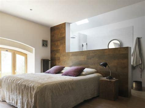 carrelage chambre à coucher 30 idées pour le revêtement mural bois archzine fr
