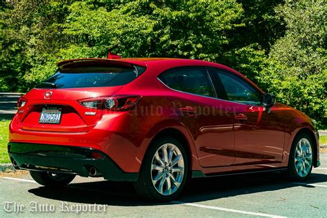 Grand Touring Autos by Review 2016 Mazda3 S Grand Touring The Auto Reporter