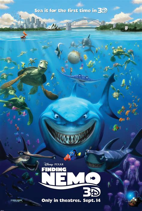 disneys finding nemo coloring pages student handouts