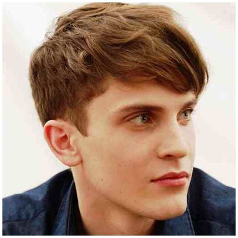 boys hairstyle long  top short  sides google search