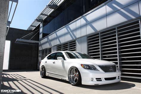 custom lexus ls presented autoevolution