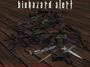 Weapons image - BioHazard Alert mod for Grand Theft Auto ...