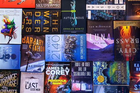 Best Science Fiction Books by The Best Science Fiction And Horror Novels Of