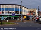 Erdington town centre, Birmingham, England, UK Stock Photo ...