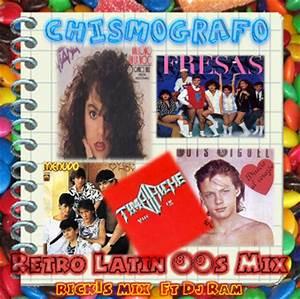 Rick's Mix: Retro Latin 80's Mix Ft Dj Ram