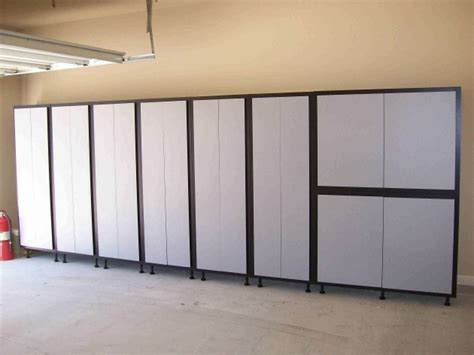 Cheap Cabinets For Garage by Garage Storage Cabinets Cheap Storage Designs