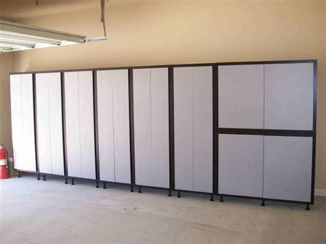 ideas  diy garage storage cabinets