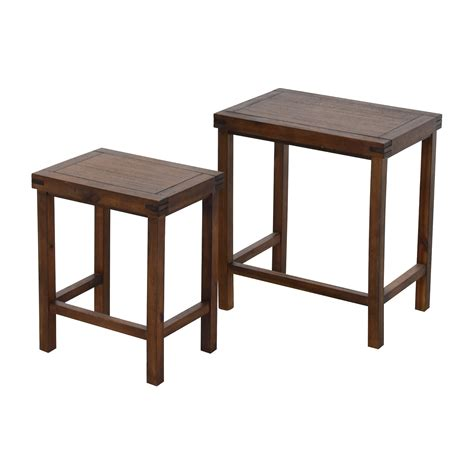 31% Off  Two Nesting Espresso Side Tables  Tables. Business Card Desk Holder. Hilton Honors Desk. Granite Top Desk. Black Desk. Desk Fan Amazon. How To Decorate A Round Coffee Table. Patio Table Glass Top Replacement. Keurig Desk Pro