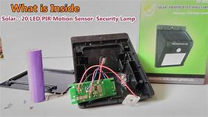 Motion Sensor Flood Light Wiring Diagram