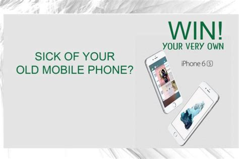 win a iphone 6 win a free iphone 6s