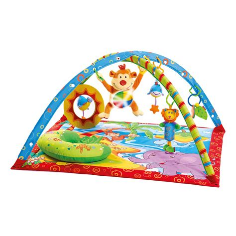 Aubert Tapis D Eveil Nattou by Tapis Gymini Sons Lumi 232 Res Monkey Multicolore De Tiny