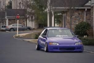 Honda Civic Eg Hatch Slammed