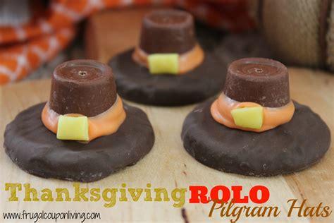 chapeau cuisine rolo pilgram hat cookie recipe thanksgiving food craft