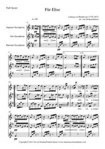Beethoven Fur Elise Sheet Music